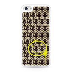 Sherlock Holmes iPhone 5C Case