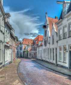 Bloemendalse straat.