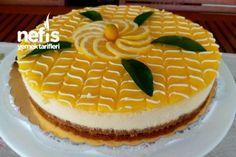 Mis Kokulu Limonlu Cheesecake