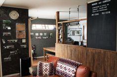 ペンキ塗装だけでコンクリート壁面のように見せる!|LIMIA (リミア)