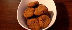 Cookie low carb de manteiga de amendoim