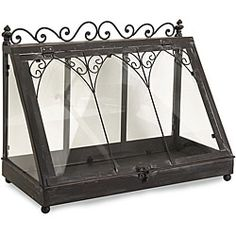 Shop for Provence La Siroque Table-top Greenhouse. Get free shipping at Overstock.com - Your Online Home Decor Outlet Store! Get 5% in rewards with Club O!