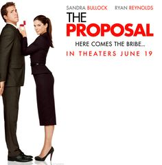 The Proposal (PG-13, 2009)