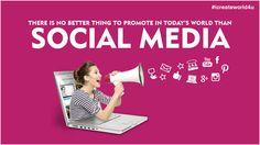 #SocialMedia #Quotes #icreateworld