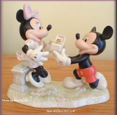 OR he can show up while we're in disney& propose in front of the castleee. Aha