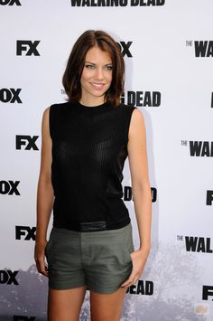 3299fb648618 LOVE THIS PIC OF LAUREN ♥ SHE S STUNNING Maggie Walking Dead