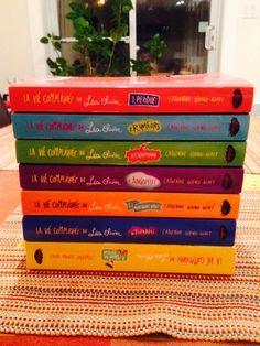 Voilà mes Lea Olivier !!! :) Passion, Books, Image, Olive Tree, Livros, Libros, Livres, Book, Book Illustrations