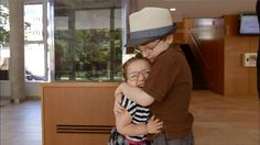 Rowan and her brother were reunited thanks to RMHC Toronto. Our favorite part of this brother-sister reunion video is Rowan's giant running hug at 1:15. It'll bring a smile to your face! :)