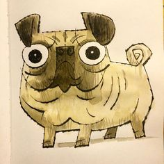 pugs of the frozen north: birthday pugs!: jabberworks
