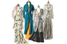 Dressy Trench Coats by F.Martin Ramin: Luisa Beccaria, Jean Paul Gaultier, Phillip LIm, Ralph Lauren. #Trench_Coat