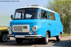 In the fall of 1989 the Barkas was introduced in Leipzig as a successor. The first copy was produced on 1 September but seven months later production was discontinued after copies. East German Car, Vw Engine, Vans, Old Cars, Cars And Motorcycles, Jeep, Classic Cars, Trucks, Bike