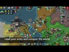 World Conqueror 3 intro. Military Careers, Military Units, Military Academy, Time Games, Free Android Games, Strategy Games, Modern Warfare, Cheating, Games To Play
