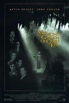 Midnight Garden Good Evil Movie poster Metal Sign Wall Art 8inx12in