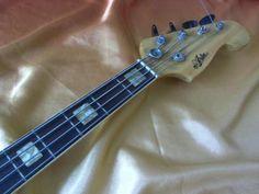 Aria 70´s Vintage Jazz Bass in Rheinland-Pfalz - Annweiler am Trifels | Musikinstrumente und Zubehör gebraucht kaufen | eBay Kleinanzeigen