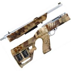 Adaptive Tactical RM4 Ruger 10/22 Takedown Rifle Stock Kriptek Highlander 1081059
