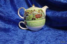 James Sadler Post Box Aroma Coffee Mug Tea Cup in British Box Home Kitchen Table-top Decor