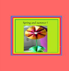 Spring and summer--the one time in a year our kids all go crazy for waterparks, crispy watermelons, coloured ice creams, tasty barbeques and of course fresh lemonade! All of these are only some of the factors we love in spring and summer times. In this theme you will have 53 pages of fun. The following theme includes many famous examples you will find to do and expect in spring and summer! So go on and be ready this summer !