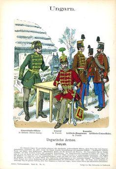 [WIP] Hungarian Revolution of 1848 World History, World War Ii, American Uniform, Austrian Empire, American Revolution, French Revolution, Napoleonic Wars, Historical Clothing, Military History