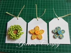 Chrysanthemum, Royal Flower & Malaysian Flower for quilling