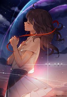 Anime music: The Best Anime Songs to Put on Your Playlist. Find the anime love songs, the best anime singers, anime sad songs, and all the best anime songs. Anime Love, Fan Art Anime, Anime Art Girl, Anime Girls, Manga Anime, Manga Art, Kawaii Anime, Musik Wallpaper, Art Anime Fille