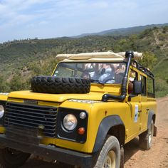 Discover the scenic beauty and rugged terrains of the Algarve on a 4-hour jeep safari, and travel off-road by 4WD vehicle through stunning landscapes and mountain roads. Taste local jams, liquors, and other local produce at traditional villages, and more.