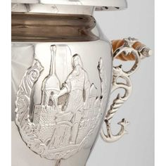 VIP samovar «Anniversary» russian handcraft, samovars, samovar, for home, interior inspiration, kitchen, tableware, from Russia, Russian pattern, painting, gift ideas, tea party, cosiness, souvrussia