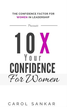 It is time to 10X your success and create the life, business & career that serve you in an abundant way. The Confidence Factor for Women in Leadership is committed to creating women who are ready to lead unapologetically. In this download, we will discuss pricing, money, mindset, your network, c