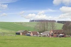 RIDGEWAY FARM  |  Oxfordshire, United Kingdom  |  Luxury Portfolio International Member - Carter Jonas