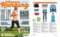 Women's Running - July 2016