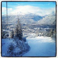 A winter day on the Blackcomb gondola! nitalakelodge's photo on Instagram