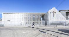 Santa Rosa de Constitución School and Memorial / LAND Architects