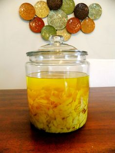 Homemade Limoncello and a cookie recipe too!