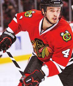 Niklas Hjalmarsson - Chicago Blackhawks