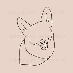 Corgi Instagram Story Highlight Covers | Dog Instagram Highlight Icons | Pet Highlight Covers | Dog Icon | Corgi puppy | Corgi Story Highlights Dog Illustration, Illustrations, Dog Icon, Dog Paintings, Instagram Highlight Icons, Story Highlights, Dog Portraits, Dog Art, Instagram Story