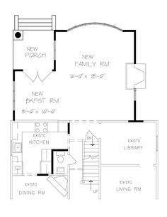 1000 Images About Family Room Addition Plans On Pinterest