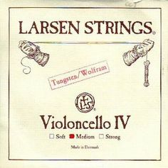 Larsen Cello C Tungsten, CCT by Larsen. $37.42. Strings and Music Accessories by Juststrings.com