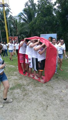 ASIA PACIFIC TEAMBUILDING