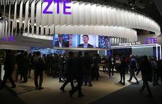 Senators propose bill to block U.S. from using Huawei ZTE equipment