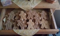 Gingerbread Soap by Peace, Love & Soap