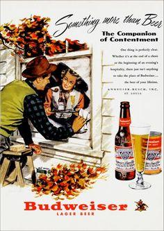 6020 - CERVEJA - Budweiser - Something more than Beer - The Comp