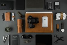 Brace – Beautiful leather accessories for life on the go by Brace — Kickstarter