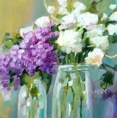 """Daily Paintworks - """"Fresh"""" - Original Fine Art for Sale - © Libby Anderson"""