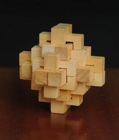 The Diamond - 3D Mind Bender Logic Puzzle Cube   Siiren