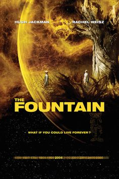 The Fountain Movie Poster