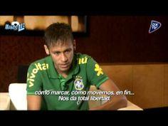 FOOTBALL -  Neymar Jr manda un mensaje de ánimo para Leo Messi - http://lefootball.fr/neymar-jr-manda-un-mensaje-de-animo-para-leo-messi/