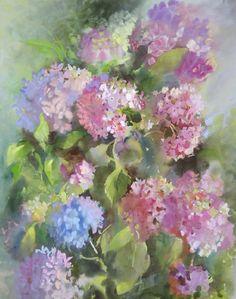Natalia Anikina-Zakrevskaya (b.1960) — (806×1024)