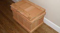 18x12+or+18x18+cedar+horse+tack+box+wooden+toy+by+RopedOnCedar,+$81.59