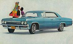 1965 Chevrolet Impala Sport Sedan