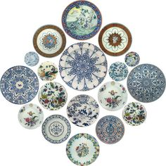 John Derian Decorative Plates