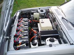 Converting Gasoline Cars to Electric | Electric Car Conversion Blog